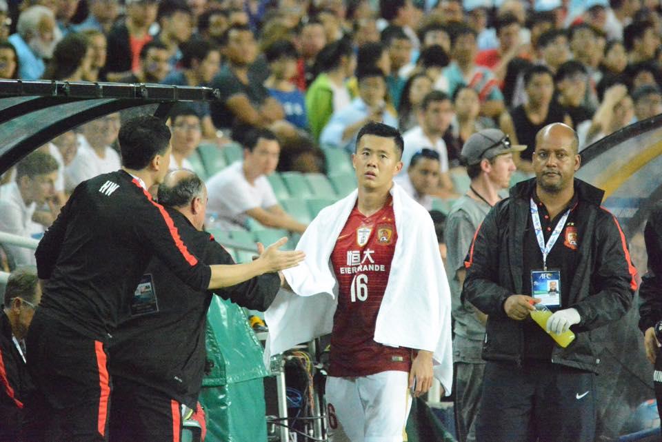 Huang Bowen - Guangzhou Evergande