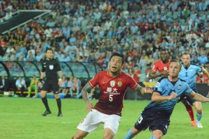 Zhang Linpeng - Guangzhou Evergrande