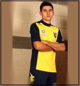Tom Rogic Central Coast Mariners. A-League.